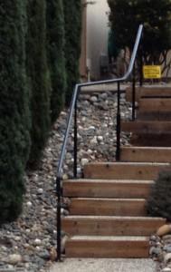 14B11 handrail
